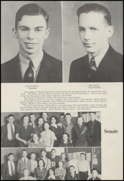 Page 14, 1937 Edition, Burley High School - Bobcat Yearbook (Burley, ID) online yearbook collection