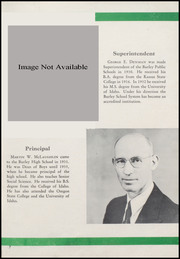 Page 11, 1938 Edition, Burley High School - Bobcat Yearbook (Burley, ID) online yearbook collection