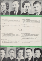 Page 13, 1938 Edition, Burley High School - Bobcat Yearbook (Burley, ID) online yearbook collection