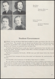 Page 14, 1938 Edition, Burley High School - Bobcat Yearbook (Burley, ID) online yearbook collection