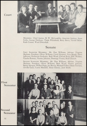 Page 15, 1938 Edition, Burley High School - Bobcat Yearbook (Burley, ID) online yearbook collection