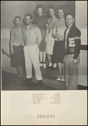 Page 11, 1948 Edition, Burley High School - Bobcat Yearbook (Burley, ID) online yearbook collection