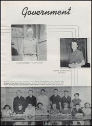 Page 11, 1952 Edition, Burley High School - Bobcat Yearbook (Burley, ID) online yearbook collection