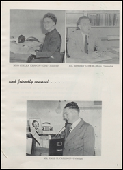 Page 13, 1952 Edition, Burley High School - Bobcat Yearbook (Burley, ID) online yearbook collection