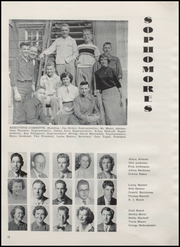 Page 16, 1952 Edition, Burley High School - Bobcat Yearbook (Burley, ID) online yearbook collection