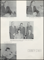 Page 12, 1953 Edition, Burley High School - Bobcat Yearbook (Burley, ID) online yearbook collection