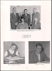 Page 12, 1955 Edition, Burley High School - Bobcat Yearbook (Burley, ID) online yearbook collection