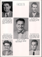 Page 14, 1955 Edition, Burley High School - Bobcat Yearbook (Burley, ID) online yearbook collection