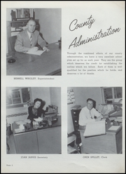 Page 10, 1957 Edition, Burley High School - Bobcat Yearbook (Burley, ID) online yearbook collection