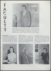 Page 12, 1957 Edition, Burley High School - Bobcat Yearbook (Burley, ID) online yearbook collection