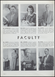 Page 14, 1957 Edition, Burley High School - Bobcat Yearbook (Burley, ID) online yearbook collection