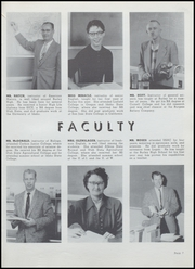 Page 15, 1957 Edition, Burley High School - Bobcat Yearbook (Burley, ID) online yearbook collection