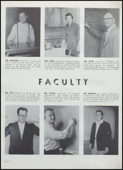 Page 16, 1957 Edition, Burley High School - Bobcat Yearbook (Burley, ID) online yearbook collection