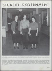 Page 17, 1957 Edition, Burley High School - Bobcat Yearbook (Burley, ID) online yearbook collection