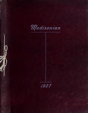 Page 1, 1927 Edition, Madison High School - Yearbook (Rexburg, ID) online yearbook collection