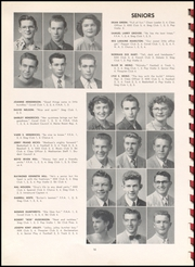 Page 20, 1952 Edition, Madison High School - Yearbook (Rexburg, ID) online yearbook collection