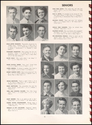 Page 22, 1952 Edition, Madison High School - Yearbook (Rexburg, ID) online yearbook collection