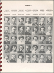 Page 25, 1952 Edition, Madison High School - Yearbook (Rexburg, ID) online yearbook collection