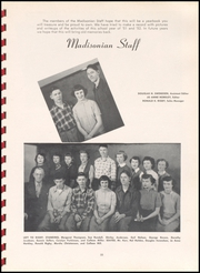 Page 37, 1952 Edition, Madison High School - Yearbook (Rexburg, ID) online yearbook collection
