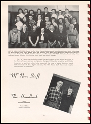 Page 38, 1952 Edition, Madison High School - Yearbook (Rexburg, ID) online yearbook collection