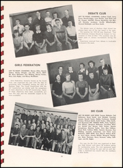 Page 39, 1952 Edition, Madison High School - Yearbook (Rexburg, ID) online yearbook collection