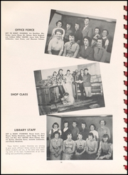 Page 42, 1952 Edition, Madison High School - Yearbook (Rexburg, ID) online yearbook collection