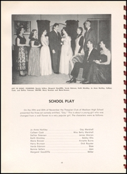 Page 52, 1952 Edition, Madison High School - Yearbook (Rexburg, ID) online yearbook collection