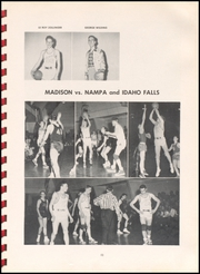Page 57, 1952 Edition, Madison High School - Yearbook (Rexburg, ID) online yearbook collection
