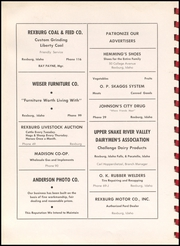 Page 66, 1952 Edition, Madison High School - Yearbook (Rexburg, ID) online yearbook collection