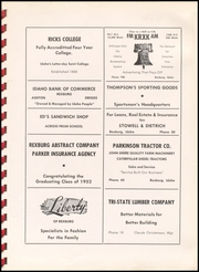 Page 67, 1952 Edition, Madison High School - Yearbook (Rexburg, ID) online yearbook collection