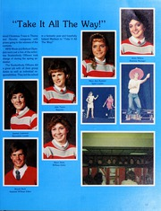 Page 17, 1985 Edition, Madison High School - Yearbook (Rexburg, ID) online yearbook collection