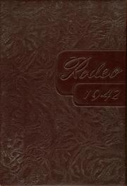 1942 Edition, Rigby High School - Rodeo Yearbook (Rigby, ID)