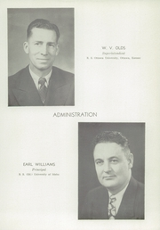 Page 13, 1948 Edition, Jerome High School - Tiger Yearbook (Jerome, ID) online yearbook collection