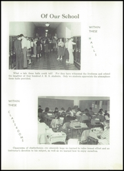 Page 11, 1954 Edition, Jerome High School - Tiger Yearbook (Jerome, ID) online yearbook collection