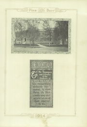 Page 11, 1924 Edition, Weiser High School - Pineburr Yearbook (Weiser, ID) online yearbook collection