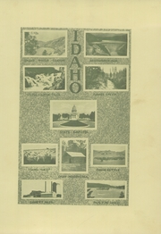 Page 9, 1924 Edition, Weiser High School - Pineburr Yearbook (Weiser, ID) online yearbook collection