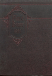 Page 1, 1931 Edition, Weiser High School - Pineburr Yearbook (Weiser, ID) online yearbook collection
