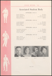 Page 12, 1931 Edition, Weiser High School - Pineburr Yearbook (Weiser, ID) online yearbook collection