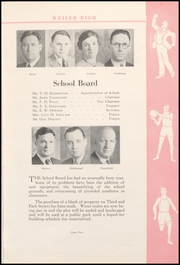 Page 13, 1931 Edition, Weiser High School - Pineburr Yearbook (Weiser, ID) online yearbook collection