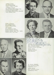 Page 10, 1958 Edition, Weiser High School - Pineburr Yearbook (Weiser, ID) online yearbook collection
