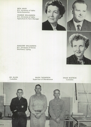 Page 12, 1958 Edition, Weiser High School - Pineburr Yearbook (Weiser, ID) online yearbook collection