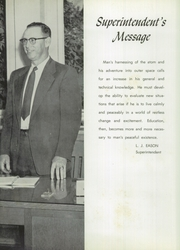 Page 8, 1958 Edition, Weiser High School - Pineburr Yearbook (Weiser, ID) online yearbook collection