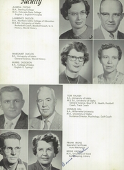 Page 12, 1959 Edition, Weiser High School - Pineburr Yearbook (Weiser, ID) online yearbook collection