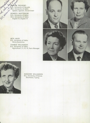 Page 14, 1959 Edition, Weiser High School - Pineburr Yearbook (Weiser, ID) online yearbook collection
