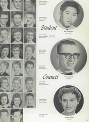 Page 15, 1959 Edition, Weiser High School - Pineburr Yearbook (Weiser, ID) online yearbook collection
