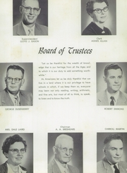 Page 9, 1959 Edition, Weiser High School - Pineburr Yearbook (Weiser, ID) online yearbook collection
