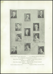 Page 8, 1927 Edition, Payette High School - Axe Yearbook (Payette, ID) online yearbook collection
