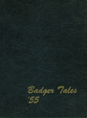 Page 1, 1955 Edition, Bonners Ferry High School - Badger Tales Yearbook (Bonners Ferry, ID) online yearbook collection
