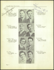Page 10, 1955 Edition, Bonners Ferry High School - Badger Tales Yearbook (Bonners Ferry, ID) online yearbook collection