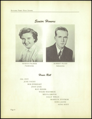 Page 12, 1955 Edition, Bonners Ferry High School - Badger Tales Yearbook (Bonners Ferry, ID) online yearbook collection